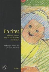Christian Poslaniec - En rires - Poèmes d'humour pour en voir de toutes les couleurs.