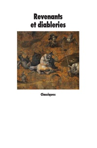 Christian Poslaniec - Revenants et diableries.