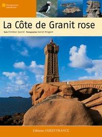 Christian Querré et Daniel Mingant - La Côte de Granit rose.