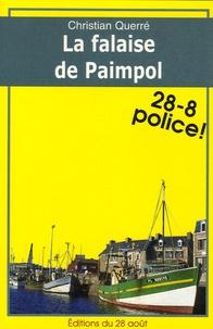 Christian Querré - La falaise de Paimpol.