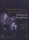 Christian R. Abee et Keith Mansfield - Nonhuman Primates in Biomedical Research - Volume 1 : Biology and Management ; Volume 2 : Diseases.