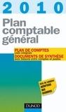 Christian Raulet - Plan comptable général 2010 - 14ème édition - Plan de comptes & documents de synthèse (dépliant séparé).
