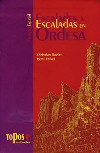Christian Ravier - Escalades en Ordesa.
