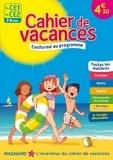 Christian Redouté et Alice Turquois - Cahier de vacances Du CE1 au CE2 - 7-8 ans.