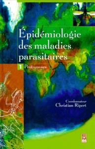 Galabria.be Epidémiologie des maladies parasitaires - Tome 1, Protozooses Image
