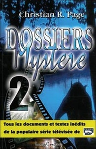 Christian Robert Page - Dossiers Mystere 2.