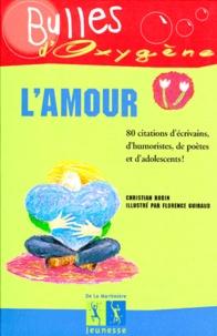 Christian Robin et Pierre de Givenchy - L'amour.