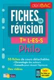 Christian Roche et Christine Leroy - Philosophie Tle L-ES-S - Fiches de révision.