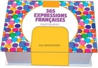 Christian Romain - Minimaniak 365 expressions françaises.