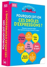 Christian Romain - Pourquoi dit-on ces drôles d'expressions ?.