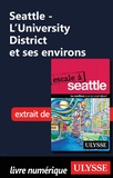 Christian Roy - Seattle - L'University District et ses environs.