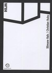 Christian Ruby et Slimane Raïs - Le Bal.