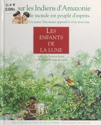 Christian Rudel et Jacqueline Vallon - Les enfants de la lune.