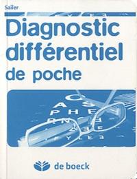 Christian Sailer - Diagnostic différentiel de poche.