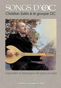 Christian Sales - Songs d'OC - Légendes et musiques du pays occitan.