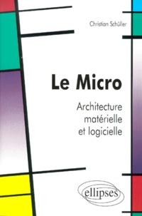Corridashivernales.be Le micro. Architecture matérielle et logicielle Image
