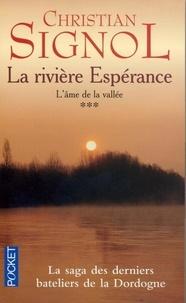 Téléchargements gratuits d'ebook bestsellers La Rivière Espérance Tome 3  9782266128346