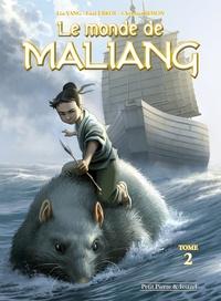 Christian Simon et  Erkol - Le monde de Maliang Tome 2 : La flûte - Avec un ex-libris.
