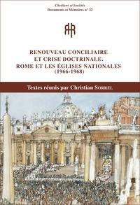 Feriasdhiver.fr Renouveau conciliaire et crise doctrinale - Rome et les Eglises nationales (1966-1968) Image