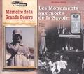 Christian Sorrel - Les monuments aux morts de la Savoie - Mémoire de la Grande Guerre.