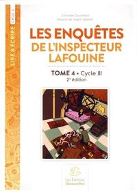 Deedr.fr Les enquêtes de l'inspecteur Lafouine - Tome 4 Cycle 3 Image