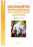 Christian Souchard - Les enquêtes environnementales de l'inspecteur Lafouine Tome 6 : CP-CE.