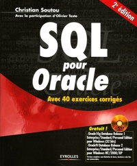 SQL pour Oracle - Christian Soutou   Showmesound.org