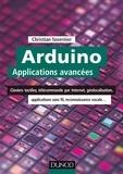 Christian Tavernier - Arduino - Applications avancées.