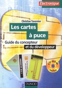 Les cartes à puce. Guide du concepteur et du développeur, Avec CD-ROM.pdf