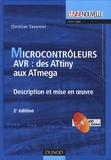 Christian Tavernier - Les microcontrôleurs AVR - Description et mise en oeuvre. 1 Cédérom