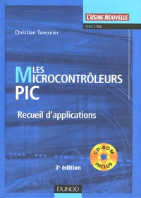 Les microcontrôleurs PIC - Recueil dapplications.pdf