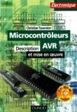 Christian Tavernier - Microcontrôleurs AVR - Description et mise en oeuvre. 1 Cédérom