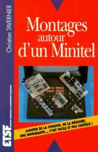 Rhonealpesinfo.fr Montages autour d'un Minitel Image
