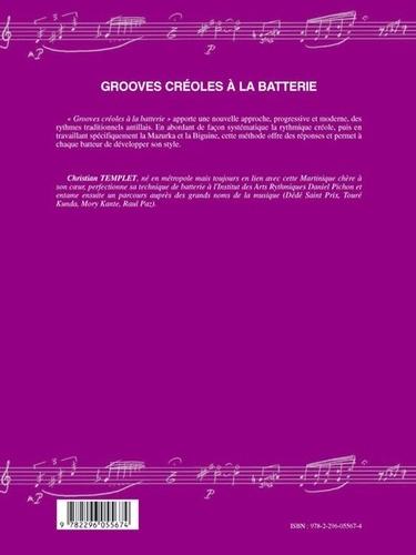 Grooves créoles à la batterie