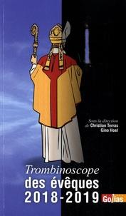 Christian Terras et Gino Hoel - Trombinoscope des évêques.