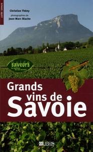 Christian Theny - Grands vins de Savoie.