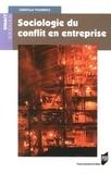 Christian Thuderoz - Sociologie du conflit en entreprise.