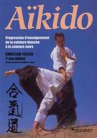 Christian Tissier - Aïkido - Progression d'enseignement de la ceinture blanche à la ceinture noire.