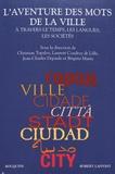 Christian Topalov et Laurent Coudroy de Lille - L'aventure des mots de la ville.