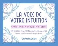 Christian Vandekerkhove - La voix de votre intuition - Cartes d'inspiration spirituelle. Messages inspirants pour une réponse à vos questions existentielles.