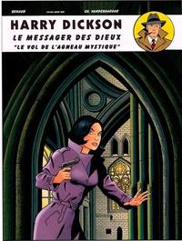 Christian Vanderhaeghe et  Renaud - Harry Dickson Tome 11 : Le messager des dieux et le vol de l'agneau mystique.