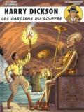 Christian Vanderhaeghe et Pascal-J Zanon - Harry Dickson Tome 9 : Les gardiens du gouffre.