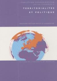 Christian Vandermotten - Territorialités et politique.