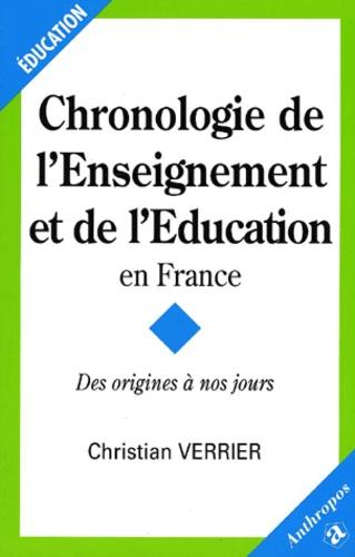 Christian Verrier - .
