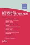 Christian Vigouroux - Déontologie des fonctions publiques 2013/2014.