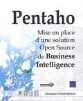 Christian Vigouroux - Pentaho - Mise en place d'une solution Open Source de Business Intelligence.
