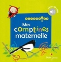 Christian Voltz et Cécile Bonbon - Mes comptines maternelle. 1 CD audio MP3