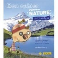 Christian Voltz - Mon cahier d'activités nature - Automne-hiver.