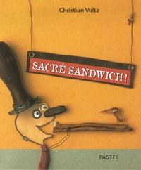 Christian Voltz et Jean-Louis Hess - Sacré sandwich !.