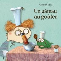 Christian Voltz - Un gâteau au goûter.